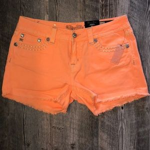 Miss Me women's shorts. NWT.